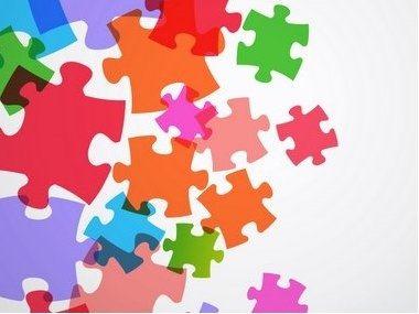 パズルのピースを繋ぐ