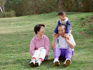 痛みと器質的変性と運動機能障害の関係