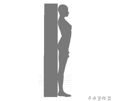 骨盤前傾の姿勢