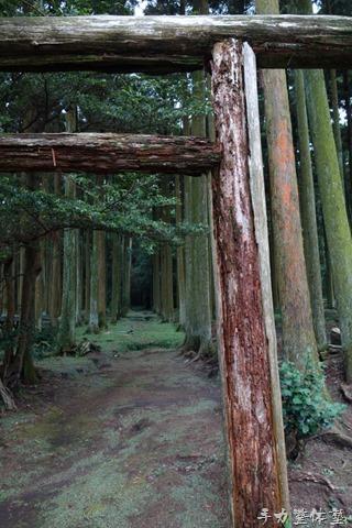 伊豆大島波知加麻神社