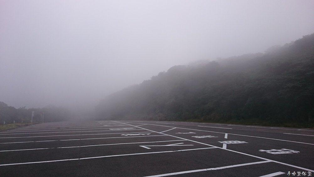 三原山駐車場