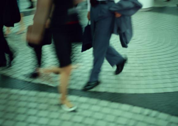 衝撃!毎日駅まで歩くのは運動の内に入らない!?