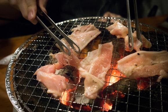 焼き肉の網に例えて体温論争に終止符を打つよ!