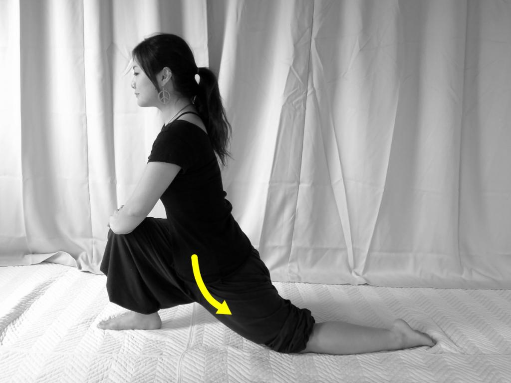 腸腰筋(股関節屈筋群)のストレッチ